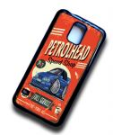 KOOLART PETROLHEAD SPEED SHOP Design For Retro Ford Sierra Saphire Cosworth Case Cover Fits Samsung Galaxy S5